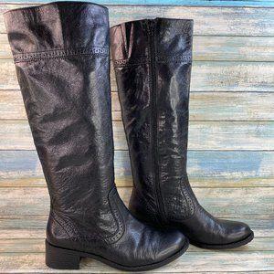 Easy Spirit Lynskey Leather Knee High Boots